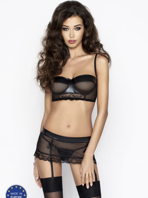 Комплект CANNE SET black - Passion