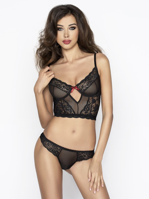 Комплект LEXINE SET black - Passion