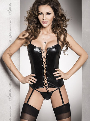 Корсет BES CORSET black - Passion