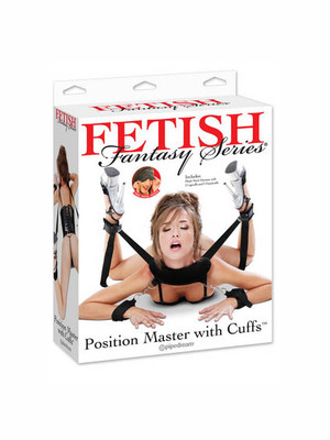 Бондаж - Fetish Fantasy Series Position Master With Cuffs