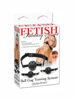 Кляп - Fetish Fantasy Series Ball Gag Training System